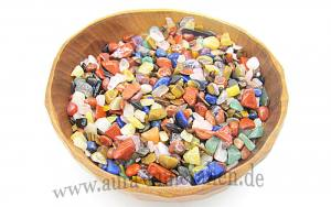 Mini Trommelsteine Mix 200 Gramm